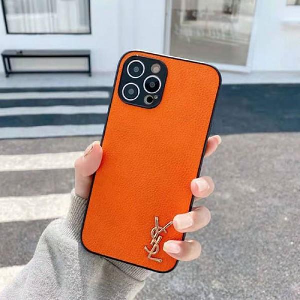 YSL/イブサンローラン ファッション セレブ愛用 iphone12/12pro maxケース 激安iphone se2/x/8/7 plusケース大人気iphone11/11pro/11promaxケース ファッション