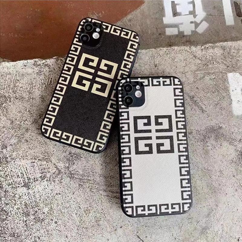 givenchy ハイブランド iphone 12 pro maxスマホケース  品質感  ジャケット型ケース