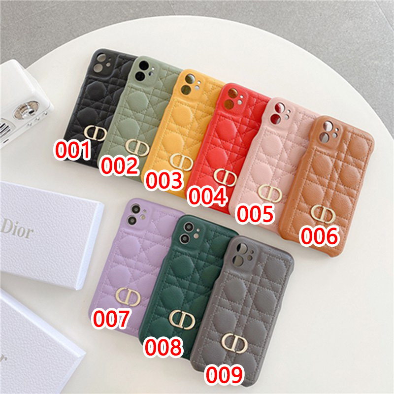 Dior iphone12proスマホケース ジャケット型 高級感