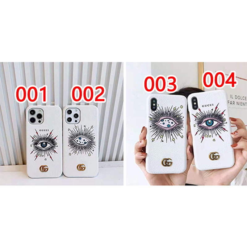 GUCCI ブランド 質感 ジャケット型 iphone12miniケース