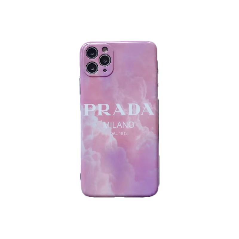プラダ アイフォンse2カバー シリコン製 カバー ジャケット型