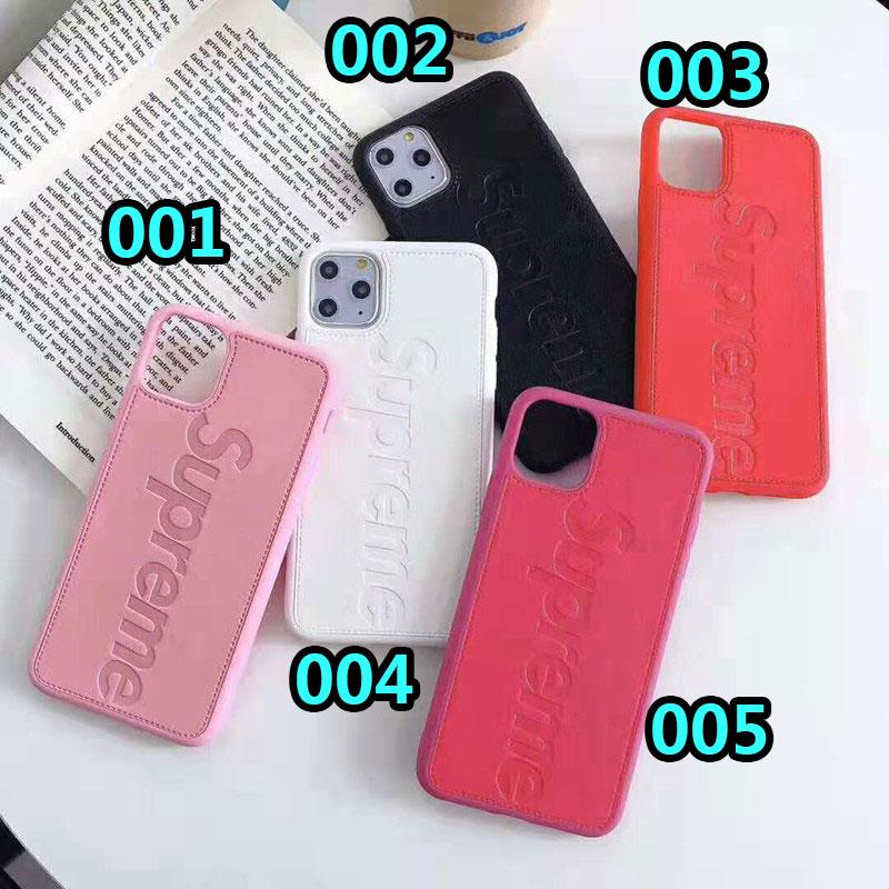 iphone11/11pro maxケースシュプリーム ブランド