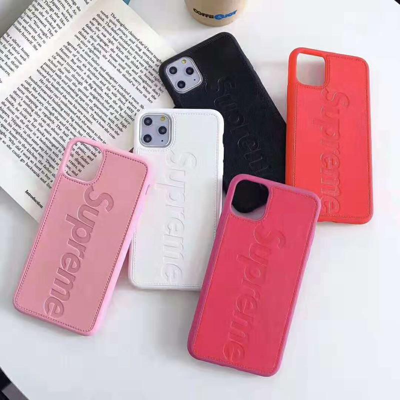 男女兼用 iphone xr/xs maxケースシュプリーム ブランド