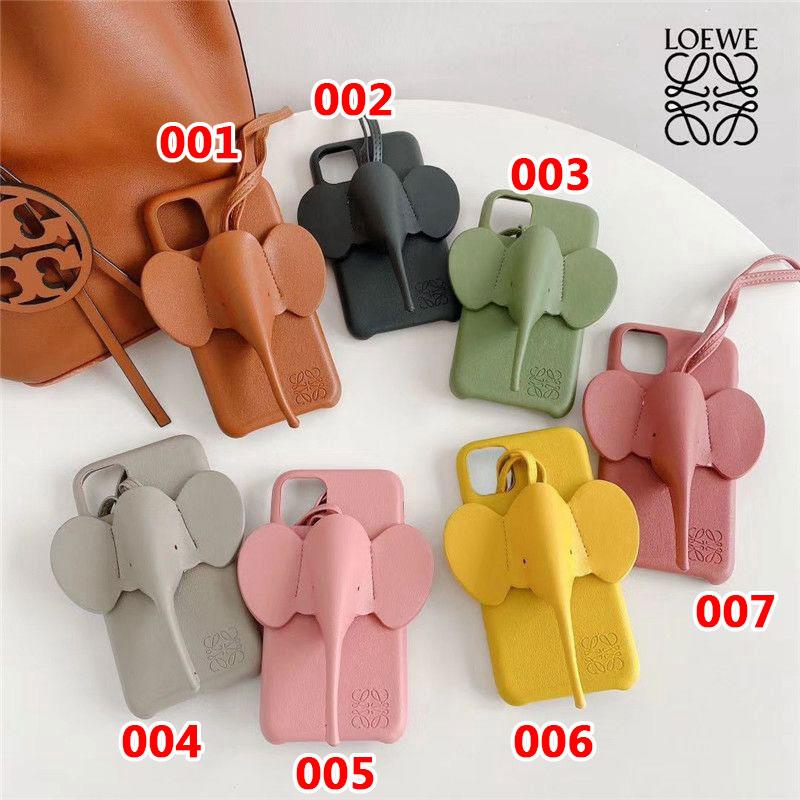 LOEWE/ロエベiphone 12ケース ファッション