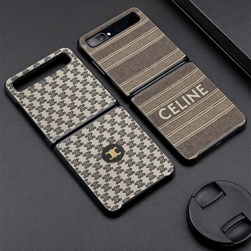 Samsungゼットフリップケース SM-F7000ファッションins風 オーダーメイ