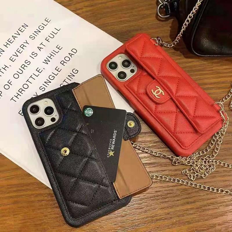 CHANEL iphone12/12proケース  贅沢風 アップルケース カバー