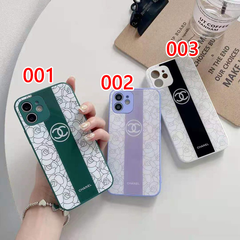 Chanel ブランド iphone 13 12S 12ケース  シリコン製