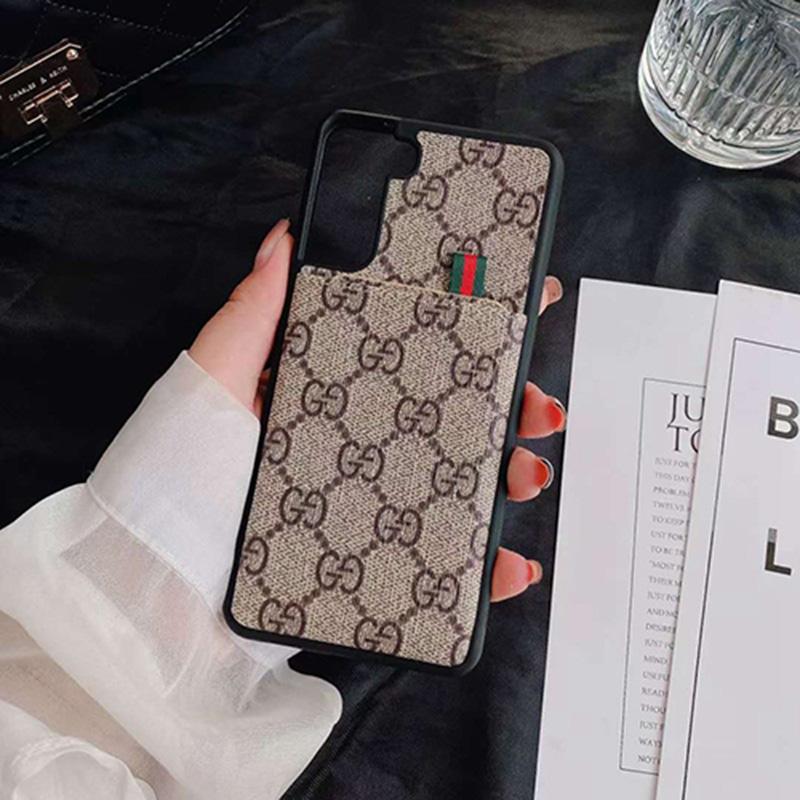ルイヴィトン Galaxy S21+携帯ケース カードや小物収納可  メンズレディース