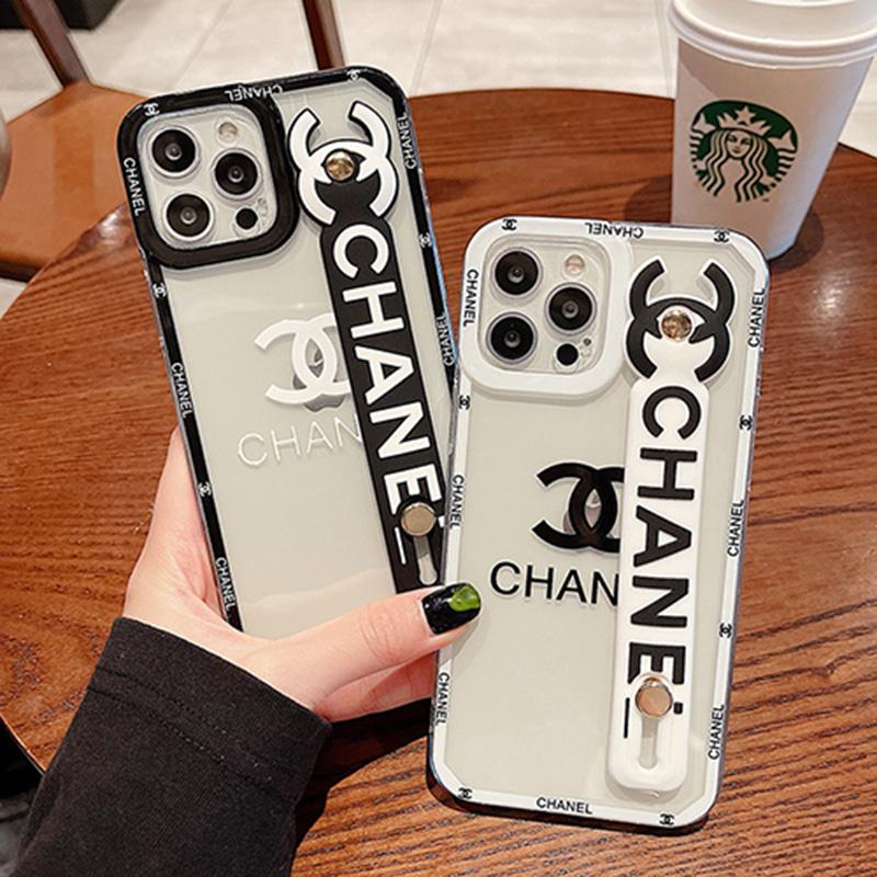 ブランドIphone 13 バンドクリアケース